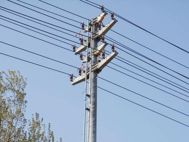 蒸湘区长湖乡松亭村安置房10KV供电设施建设项目